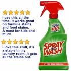 SPRAY n WASH Stain Remover 650mL Made in USA