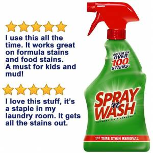 SPRAY n WASH Stain Remover 650mL