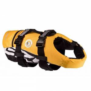 EzyDog DFD Dog Flotation Device Köpek Can Yeleği Sarı X Large