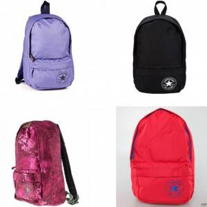 Converse Back To It Mini Backpack Çanta  Siyah