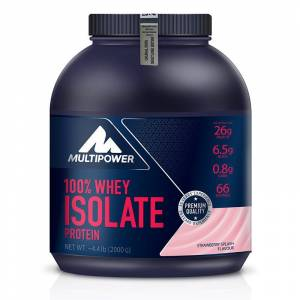 Multipower Whey Isolate İzole Protein Tozu 2000 gr