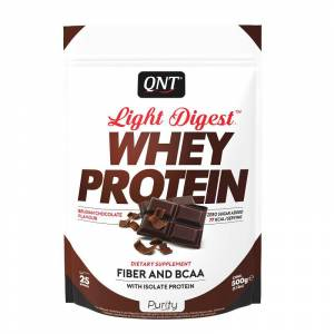 Qnt Light Digest Whey Protein 500 Gr ÇİKOLATA