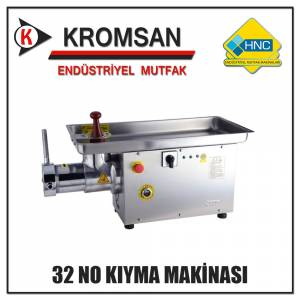 HNC 32 No Kıyma Makinesi