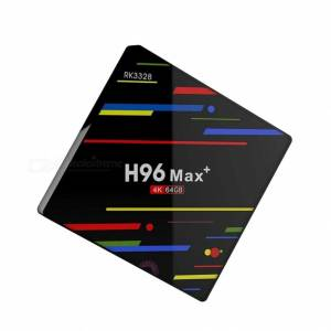 Wechip H96 Max Plus 4G/64G Bluetooth Android TV Box