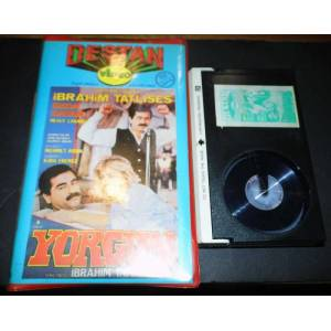 YORGUN  İBRAHİM TATLISES  SEDA SAYAN  BETA VİDEO KASET