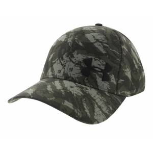Under Armour haki Şapka 1291857-492 Mens Airvent Core Cap