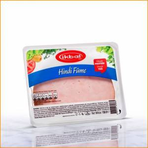 İkbal Hindi Füme Dilimli (150 Gr.) 150 GR