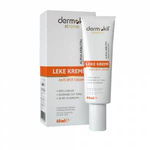 Dermokil Cilt ton dengeleyici anti spot cream 60 ml
