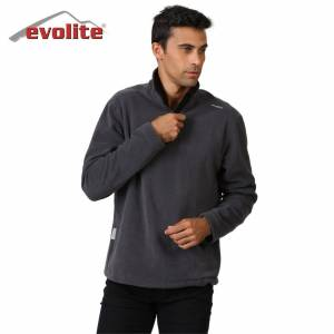 Evolite Fuga Bay Mikro Polar Sweater - Gri M