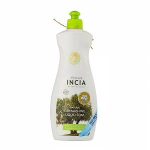 Incia Natural Dishwashing Liquid Soap 500ml