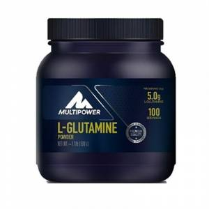 Multipower L-Glutamine 500 Gr + 3 Hediye
