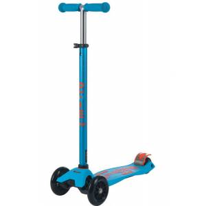 Micro Maxi Deluxe Scooter Caribean Blue
