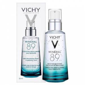 Vichy Mineral 89 Mineralizing Water+Hyaluronic Acid 50 ml