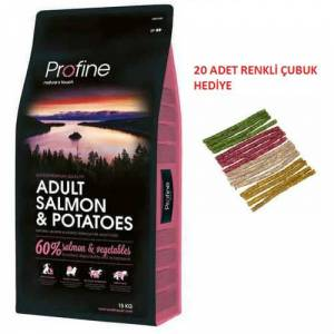 Profine Adult Salmon Patatoes - Somon Ve Patatesli Yetişkin Köpek Maması 15 Kg