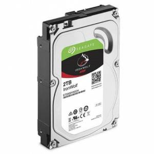 2TB SEAGATE IRONWOLF 5900RPM 64MB NAS ST2000VN004