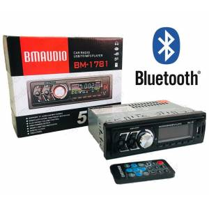 Boschmann BM Audio BM - 1781 USB / MP3 / SD / FM Oto Teyp ( Bluetooth Özellikli ) 4 x 50 Watt