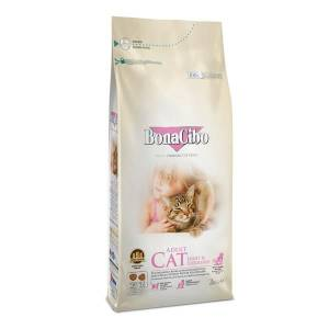 BonaCibo Adult Cat Light Sterilised Kısır Kedi Maması 2 kg