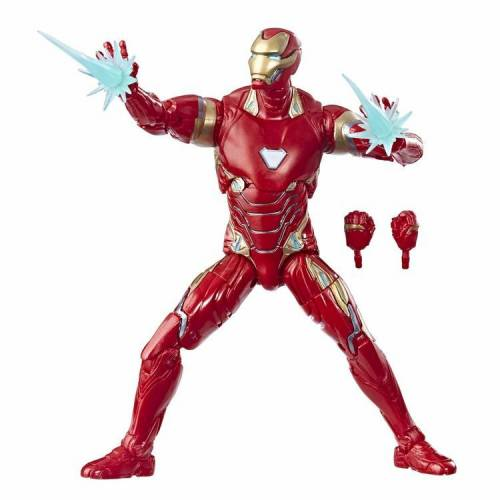 Hasbro Marvel Avengers İnfinity War Legends Iron Man 6-inch (Build A Figure: Thanos)