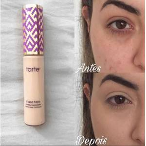 TARTE SHAPE TAPE (LİGHT SAND) CONCEALER KAPATICI (Barkodlu Ürün)
