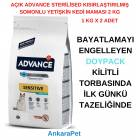 Advance Sterilized Somonlu 10 kg