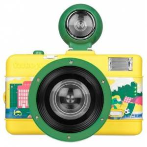 Lomography Fisheye No.2 Analog Fotoğraf Makinesi Brazilian Summer