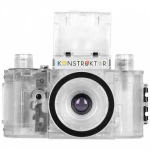Lomography Konstruktor DIY Set - Transparent - Collectors Edition