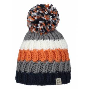 Nordbron Dewy Beanie Spicy Orange Bere