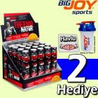 BigJoy Thermonator L-Carnitine 3000 Mg 20 Shot L Karnitin 1000 Mg Tauirin +B6-B12 Vitamin İçerir