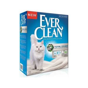 Ever Clean Total Cover Kedi Kumu 10 Lt