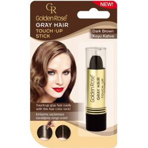 Golden Rose Koyu Kahve Touch-Up Gray Hair