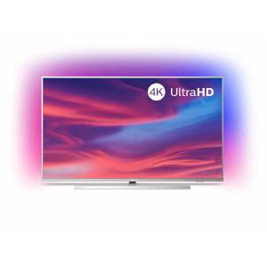 PHILIPS 50PUS7304 4K UHD LED Android TV 3 taraflı Ambilight ile
