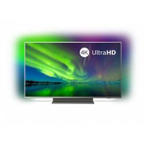 PHILIPS 55PUS7504 4K UHD LED Android TV 3 taraflı Ambilight ile...