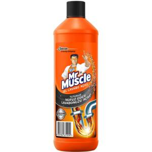 Mr Muscle Lavabo Açıcı 1000 ML