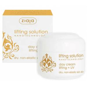 Ziaja Lifting Solution Gündüz Kremi Day Cream 40+ SPF 10 - 50 ml - Polonya 'dan İthal zıaja