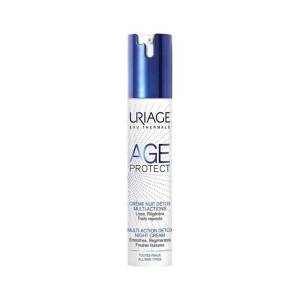 Uriage Age Protect Detox Night Cream Multi-Action 40ml