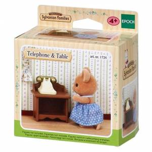 Sylvanian Telephone Table ESE5159 -6