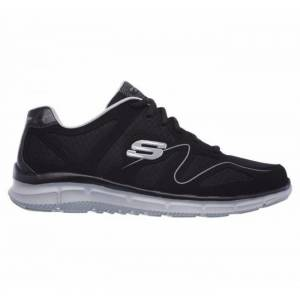 SKECHERS VERSE-FLASH POINT ERKEK AYAKKABI 58350-BKGY