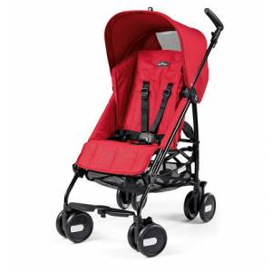 Peg Perego Pliko Mini Baston Bebek Arabası / Geo Red