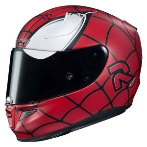 Hjc RPHA11 Spiderman MC1SF Full Face Motosiklet Kaski
