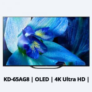 Sony KD-65AG8 65 4K Ultra HD Smart OLED TV