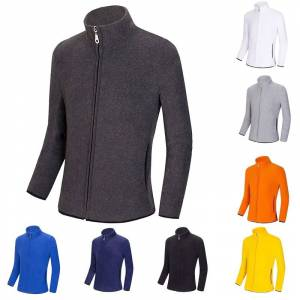 Erkek Kışlık Polar Sweat - Trekking Bay Sweatshirt Polar Outdoor Polar