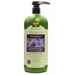 Avalon Organics Nourishing Shampoo Lavender 946 ml