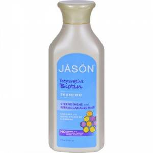 Jason Pure Natural Shampoo Restorative Biotin 473 ml