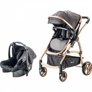 Baby Care Astra Trio Travel Sistem Bebek Arabası