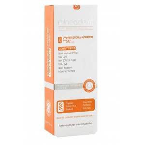Mineaderm UV Protection & Hydration Lightly Tinted SPF50 50 ml