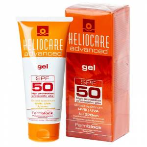 Heliocare Advanced High Protection Jel SPF50 50 ml
