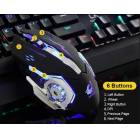 Hiper Profesyonel Oyuncu GAMING MOUSE MOUSE PAD SET MAKROLU GAMİNG MOUSE OYUNCU MOUSE GAMER MOUSE