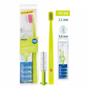 Curaprox SuperDuo Set 5460 Ultra Soft 11 mm + CPS 11 50 mm