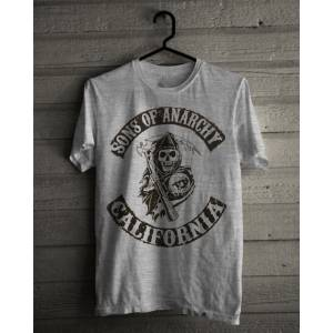 Sons of Anarchy California T-Shirt