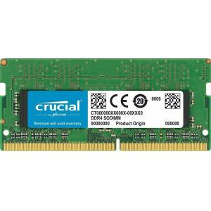 CRUCIAL FOR MAC 8GB 2666MHz (PC4-21300) DDR4 CL19 SRx8 SODIMM 260pin